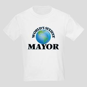World's Sexiest Mayor T-Shirt