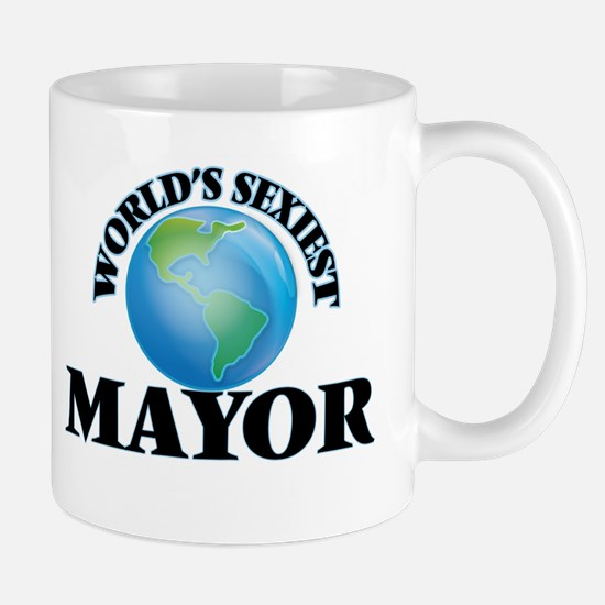 World's Sexiest Mayor Mugs