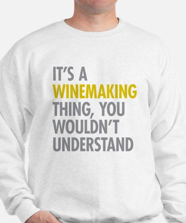 Its A Winemaking Thing Jumper