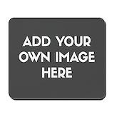 Add images Classic Mousepad