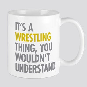 Its A Wrestling Thing Mug