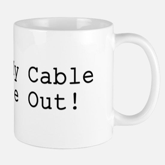 Wish My Cable Mug