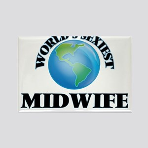 World's Sexiest Midwife Magnets