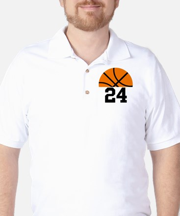 Basketball Player Number T-Shirt