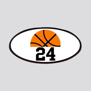 Basketball Player Number Patch