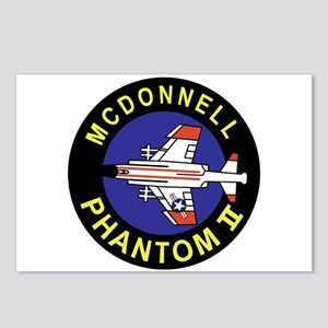 f-4logo_02 Postcards (Package of 8)