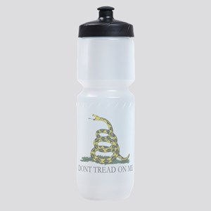 Dont Tread on Me Sports Bottle