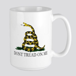 Dont Tread on Me Mugs