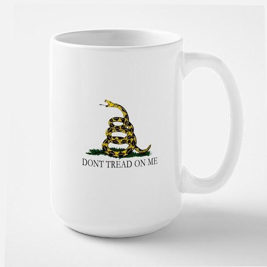 Dont Tread on Me Mugs