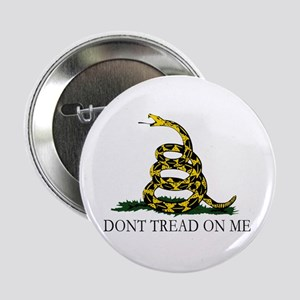 "Dont Tread on Me 2.25"" Button"