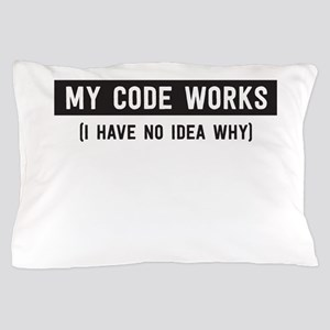 My code works no idea why Pillow Case