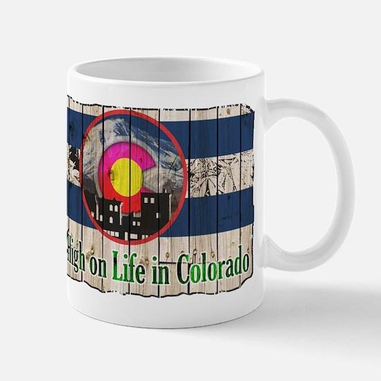 High On Life in Colorado Mugs