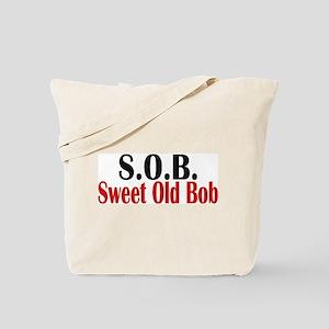 Sweet Old Bob - SOB Tote Bag