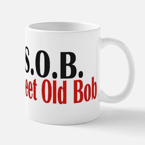 S.O.B. Mugs