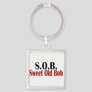 Sweet Old Bob - SOB Keychains