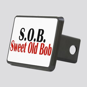 Sweet Old Bob - SOB Rectangular Hitch Cover