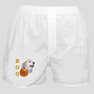 Pyrenees Boo Boxer Shorts