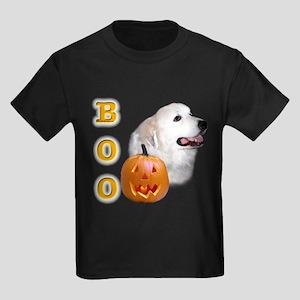 Pyrenees Boo Kids Dark T-Shirt