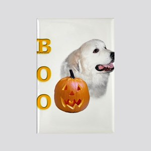 Pyrenees Boo Rectangle Magnet