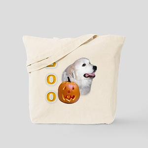 Pyrenees Boo Tote Bag