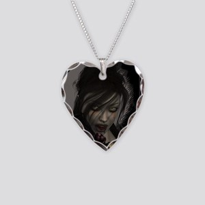 Vamp Necklace Heart Charm