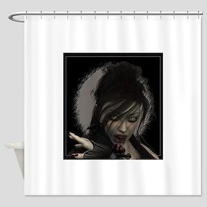 Vamp Shower Curtain