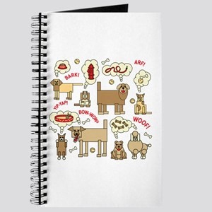 What Dogs Think Journal