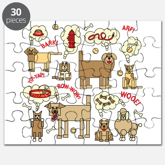 What Dogs Think Puzzle