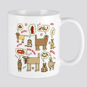 What Dogs Think Mugs