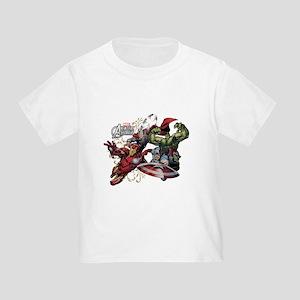 Avengers Group Toddler T-Shirt