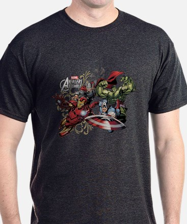 Avengers Group T-Shirt