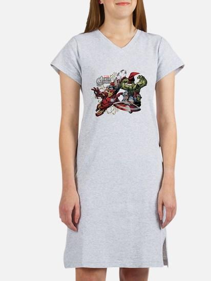 Avengers Group Women's Nightshirt