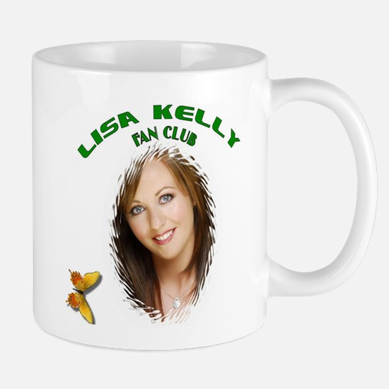 Lisa kelly Fan Club Large Mugs