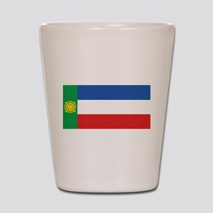 Khakassia Shot Glass
