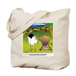 Cow Cartoon 9217 Tote Bag