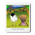 Cow Cartoon 9217 Mousepad