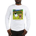 Cow Cartoon 9217 Long Sleeve T-Shirt