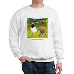 Cow Cartoon 9217 Sweatshirt