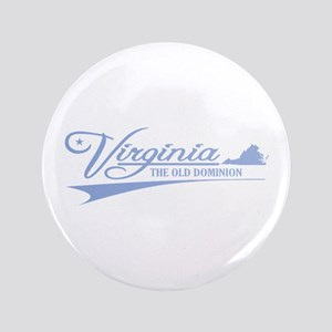 """Virginia State of Mine 3.5"""" Button"""