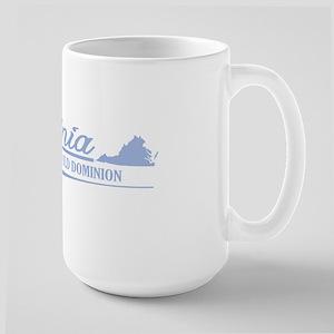 Virginia State of Mine Mugs
