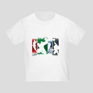 Avengers Stripes Toddler T-Shirt