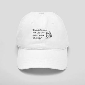 Benjamin Franklin 1 Cap