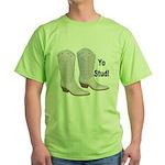 Yo Stud Green T-Shirt