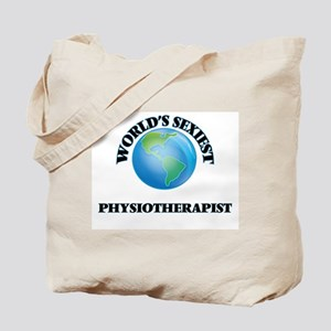 World's Sexiest Physiotherapist Tote Bag