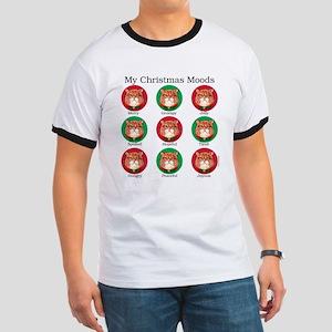 Christmas Moods Ringer T