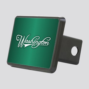 Washington State of Mine Hitch Cover