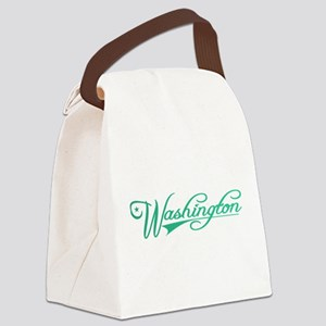 Washington State of Mine Canvas Lunch Bag