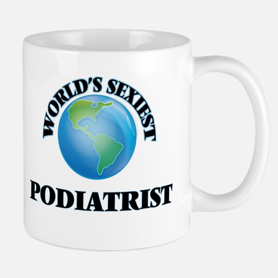 World's Sexiest Podiatrist Mugs
