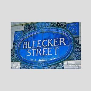 Bleeker Street : NYC Subway Magnets