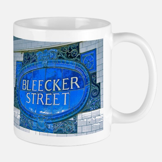 Bleeker Street : NYC Subway Mugs